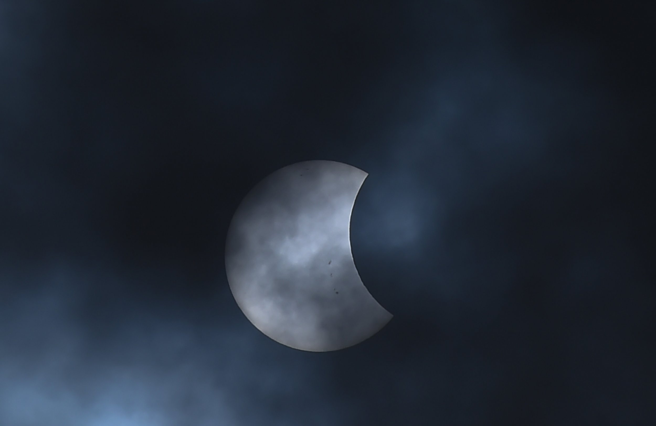 7_12_Partial Solar Eclipse