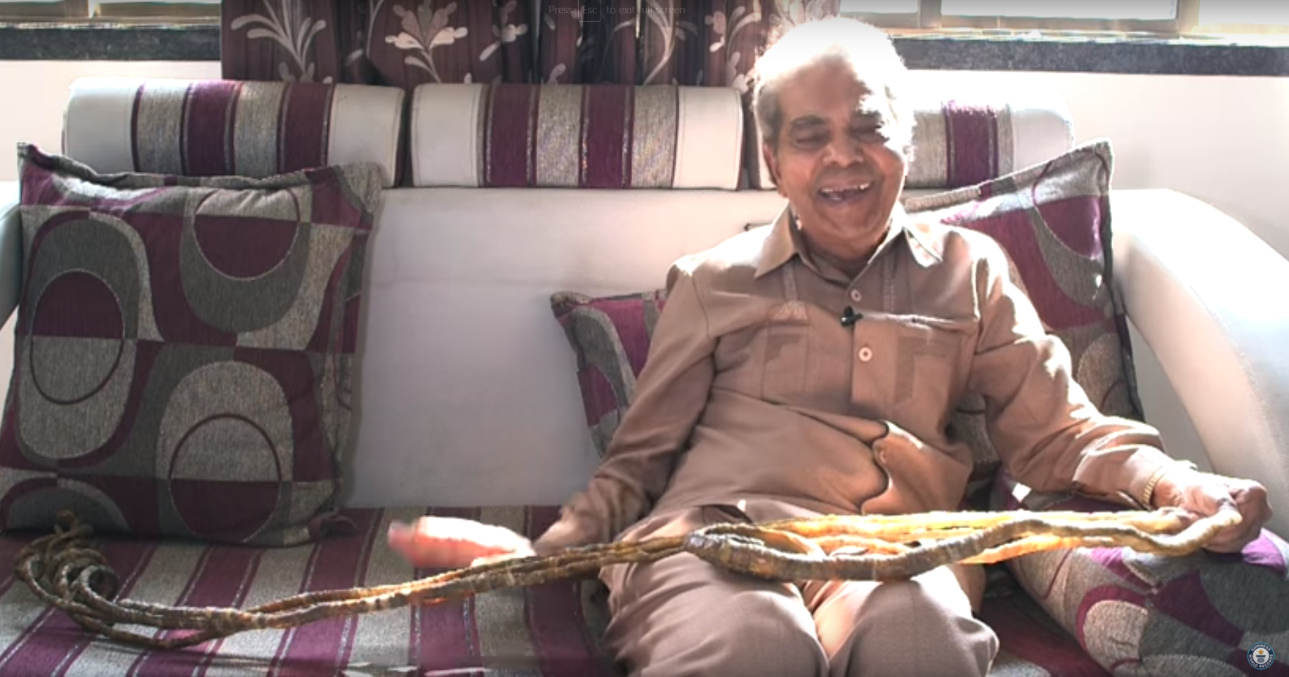 Man With World S Longest Fingernails Cuts Them Off After 66 Years
