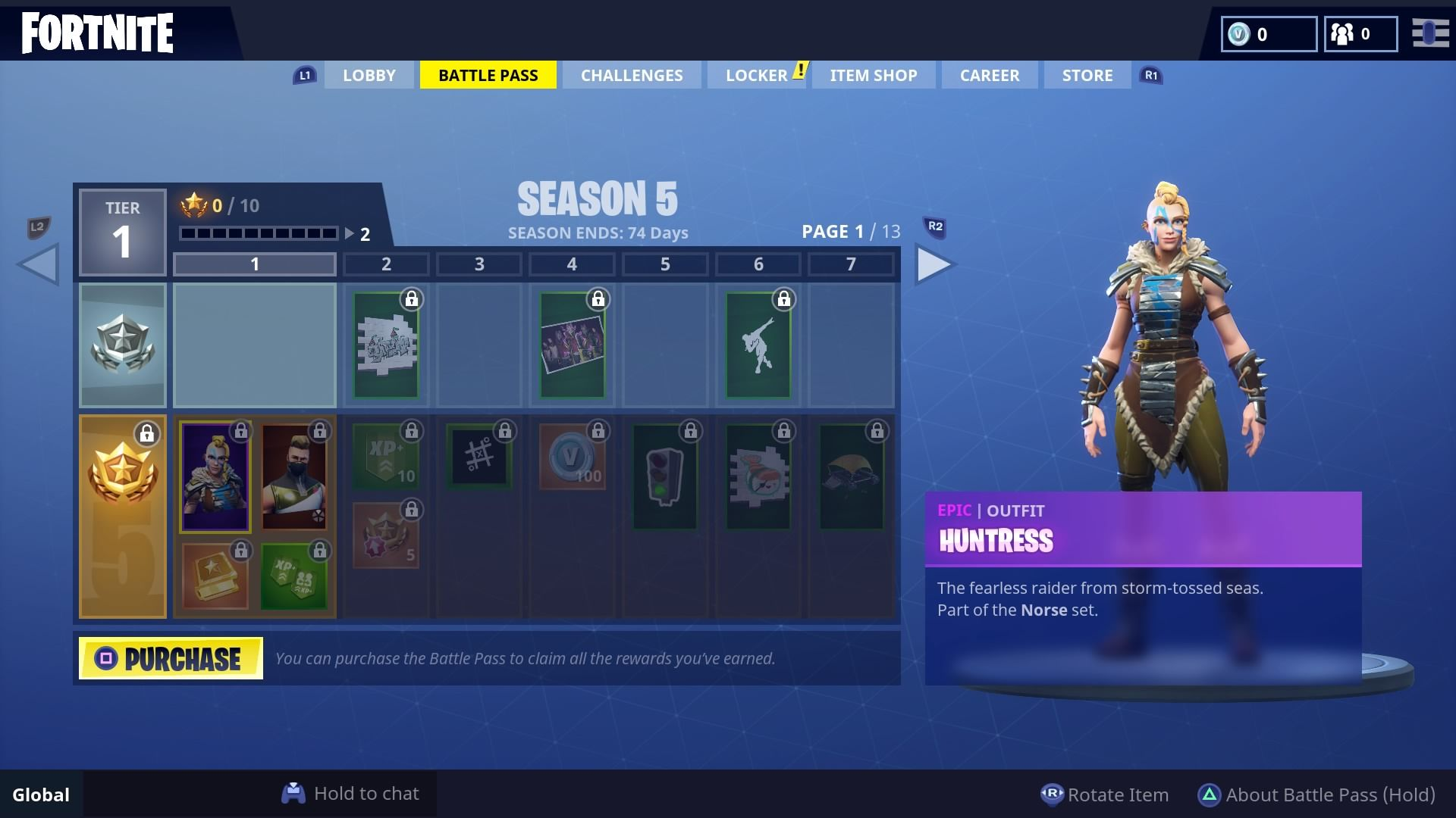 fortnite season 5 huntress skin - fortnite season 8 blockbuster skin