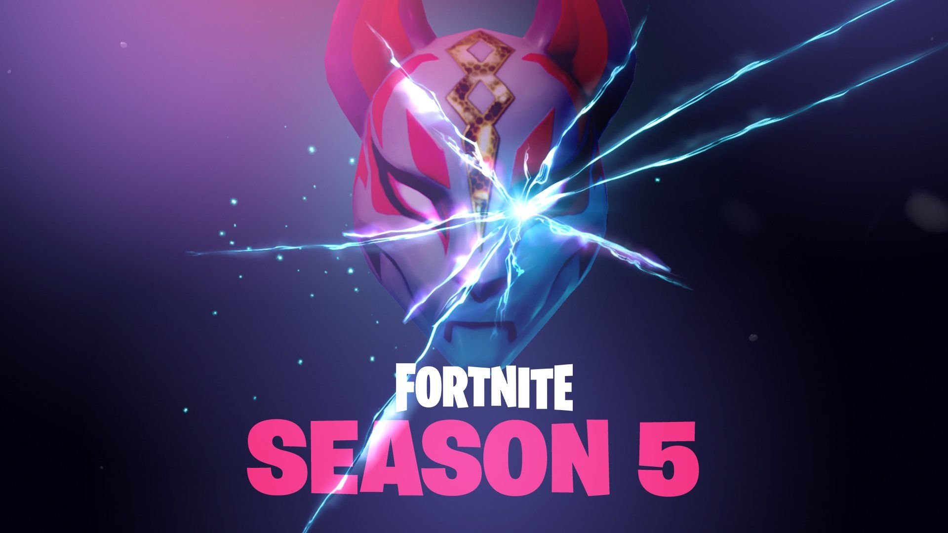 Fortnite Season 5 Kitsune skins