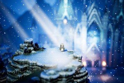 octopath traveler snow
