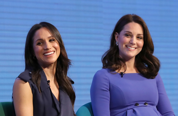 Meghan Markle and Kate Middleton to Attend Wimbledon Ladies' Singles