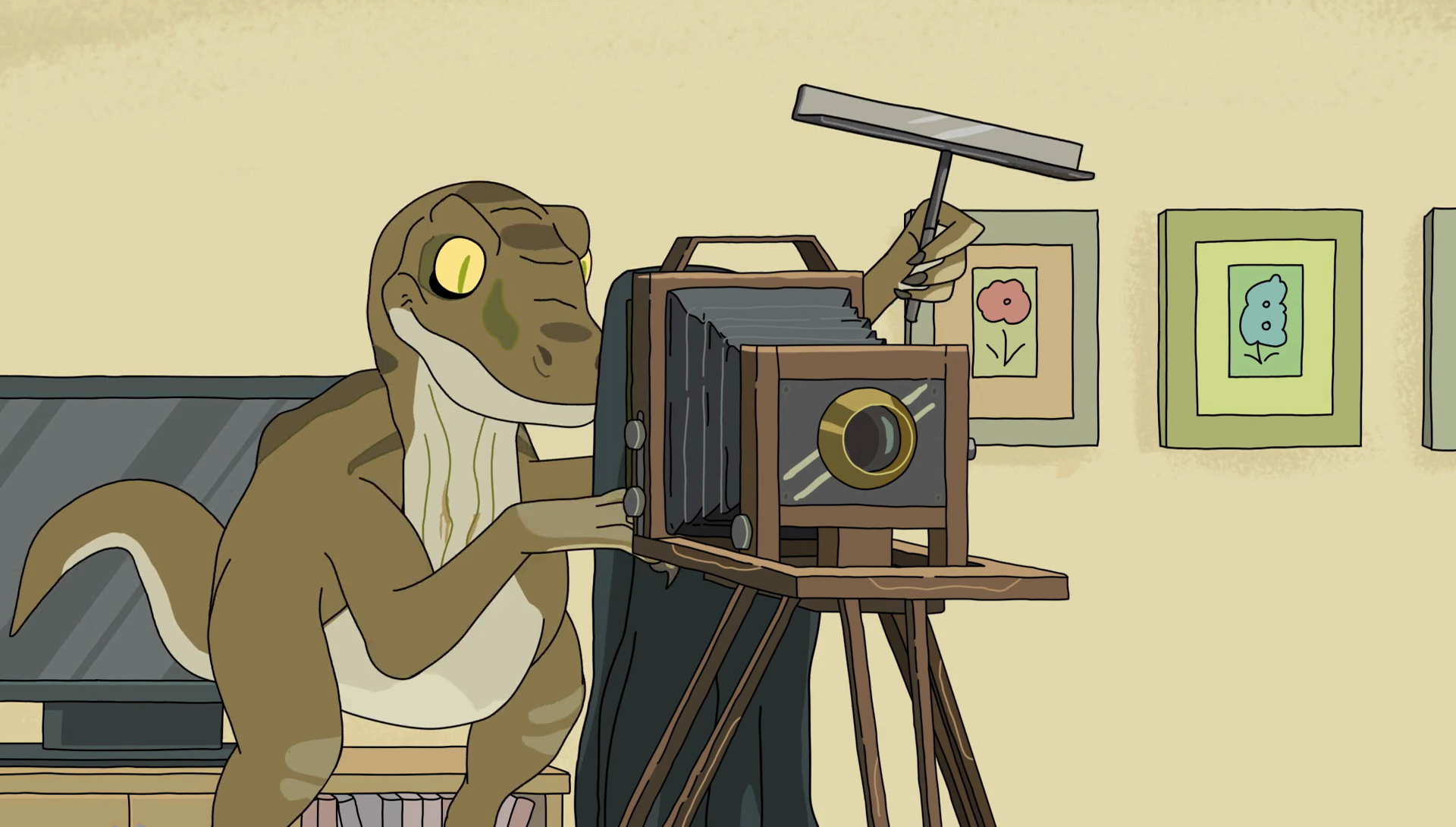 S2e4_photography_raptor-rick-and-morty