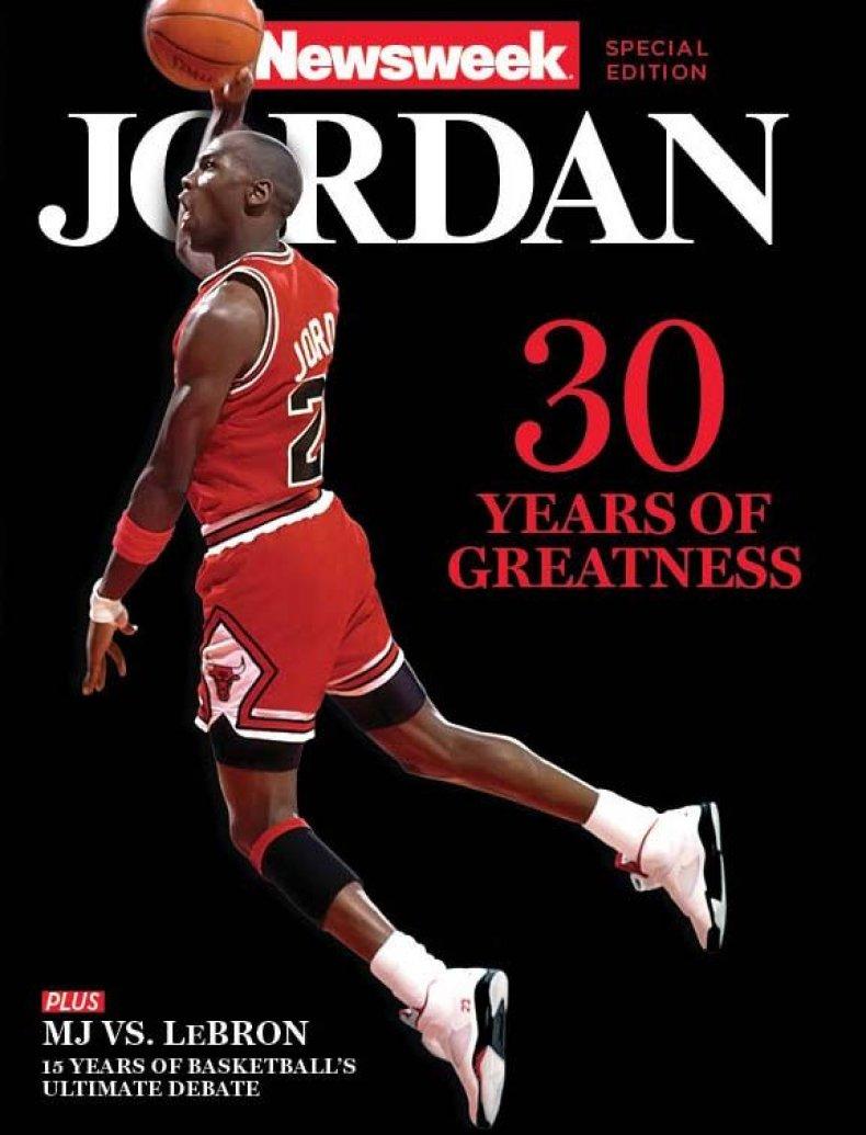 Jordan Reprint Cover