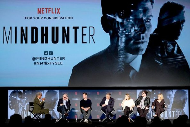Mindhunter, Available on Netflix