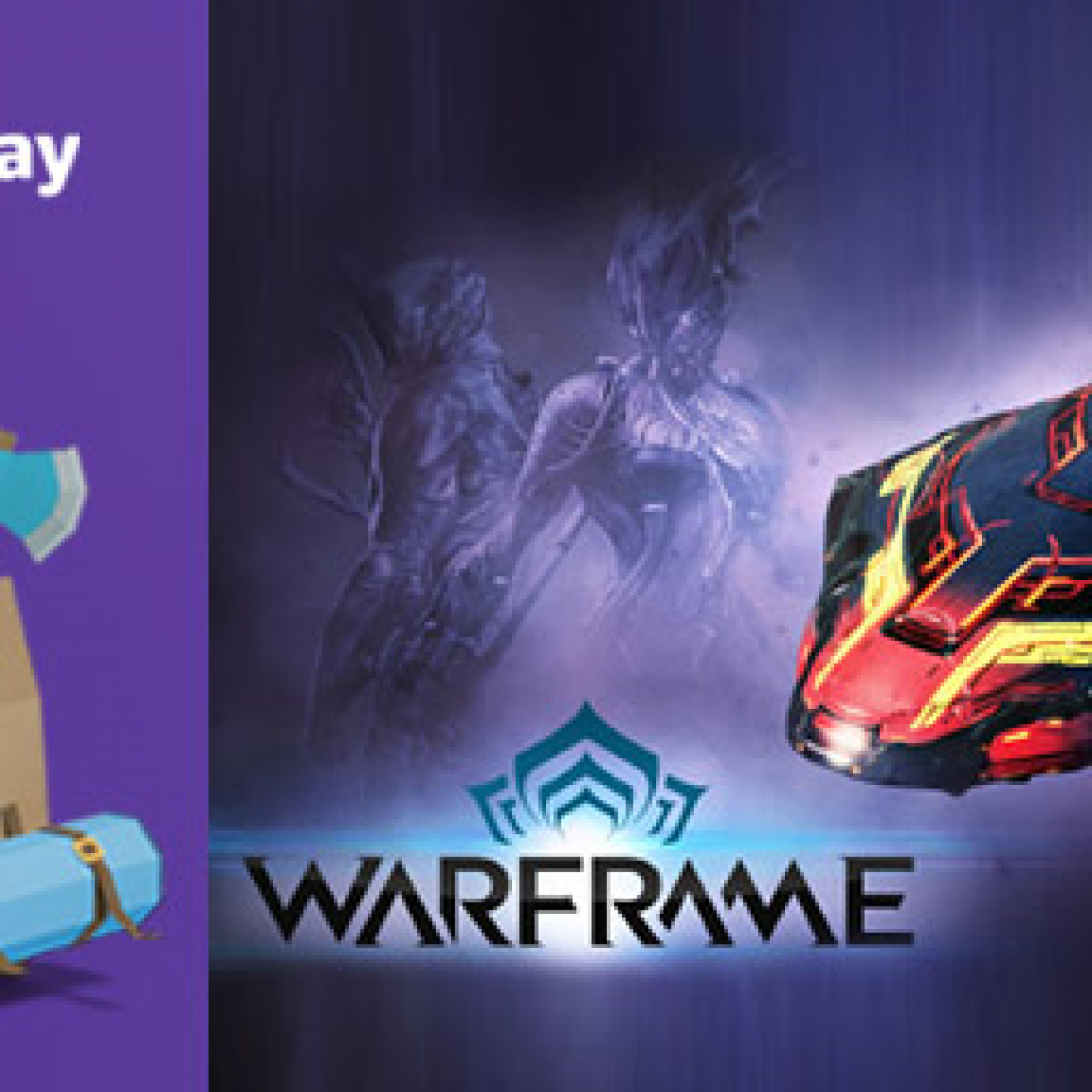 Warframe' Amazon Prime Day Bundle: How to Unlock Everything That's Free