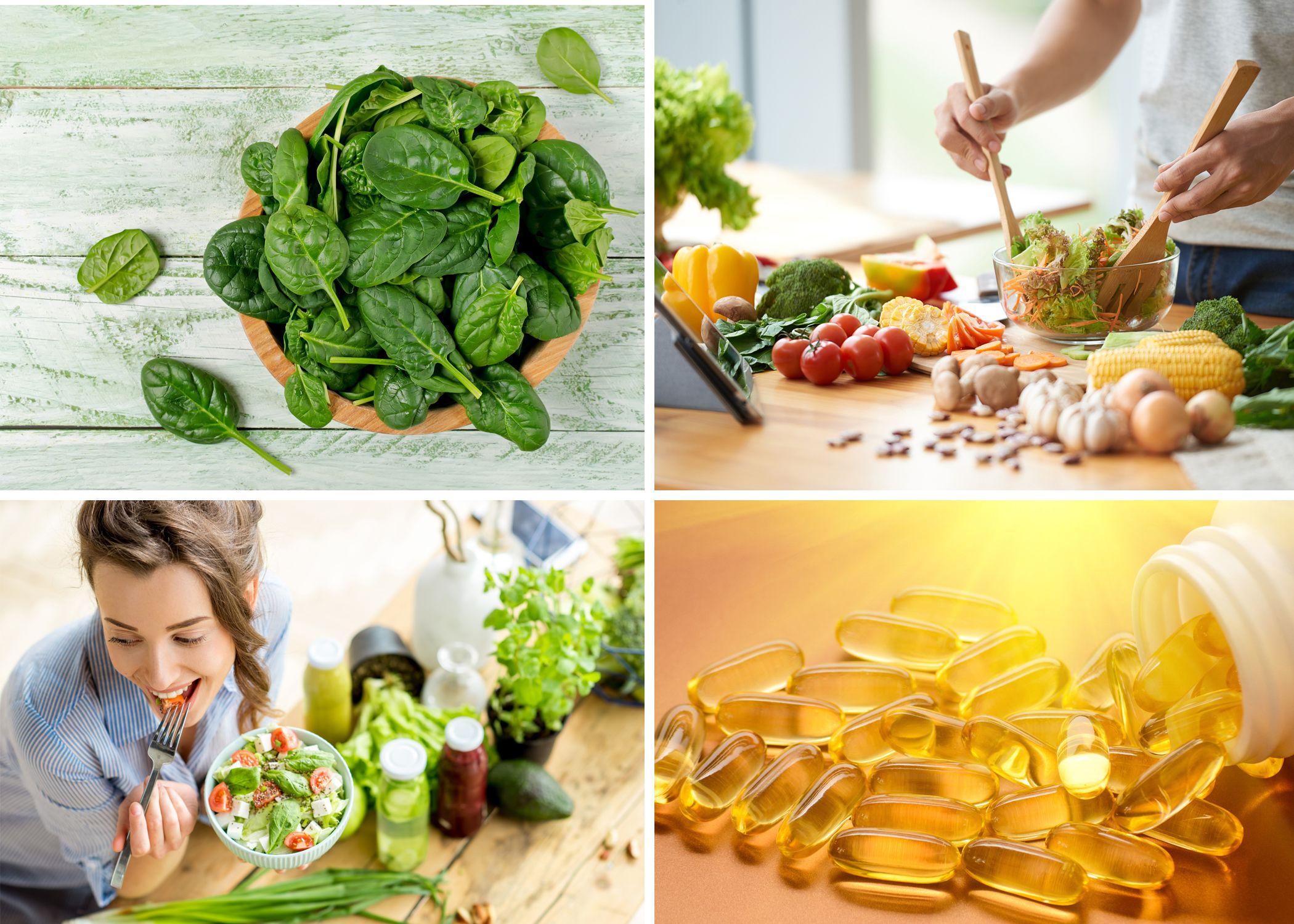 How do people go vegetarian diet