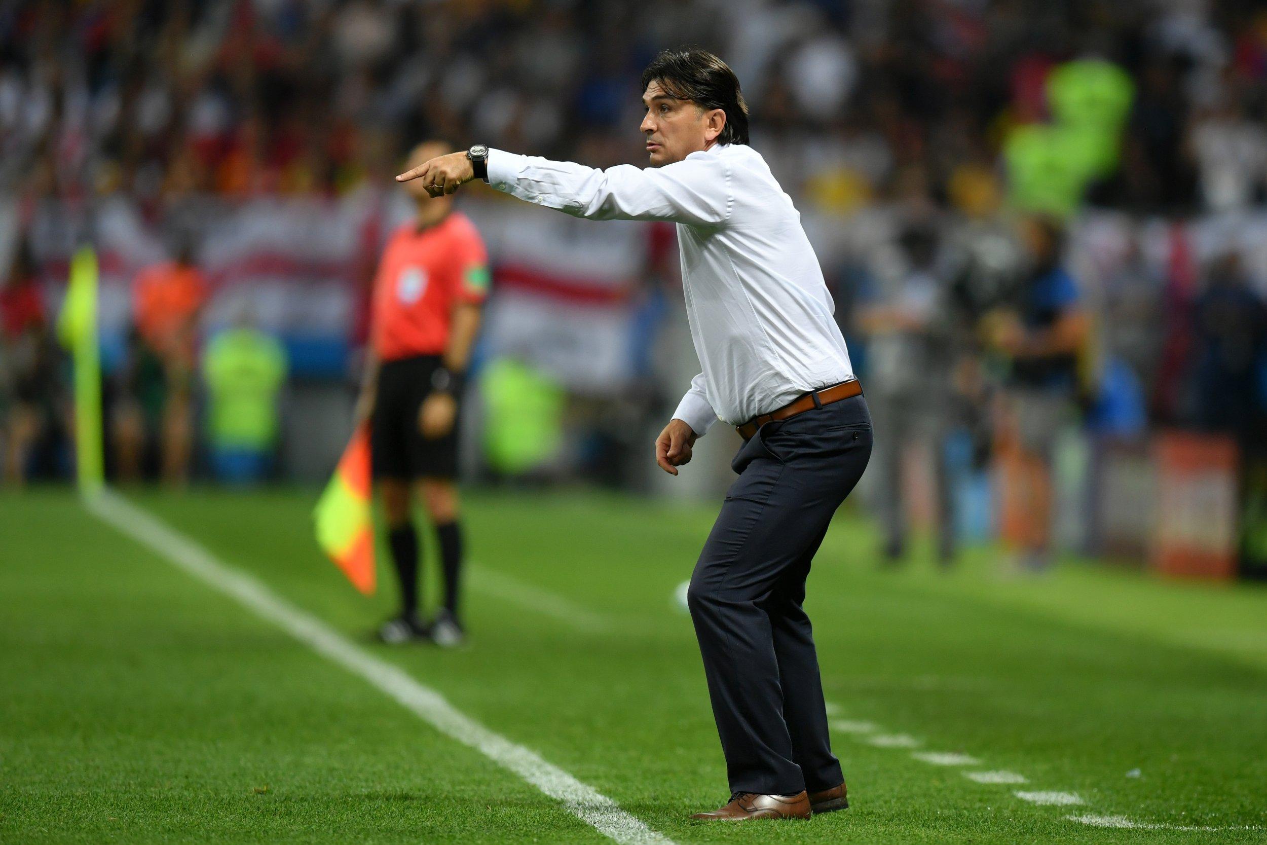 01ffa77fe89 Who Is Croatia Coach  Zlatko Dalić s Remarkable Journey to World Cup Final  Against France