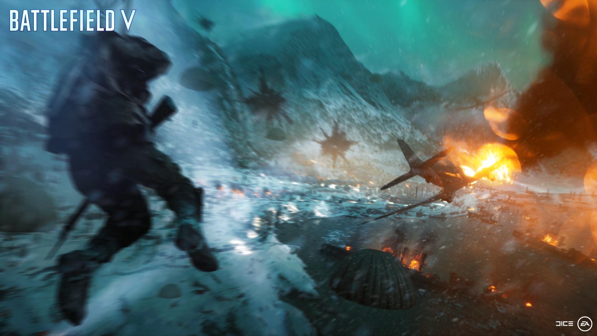 Battlefield v beta dated for september release with - Battlefield v concept art wallpaper ...
