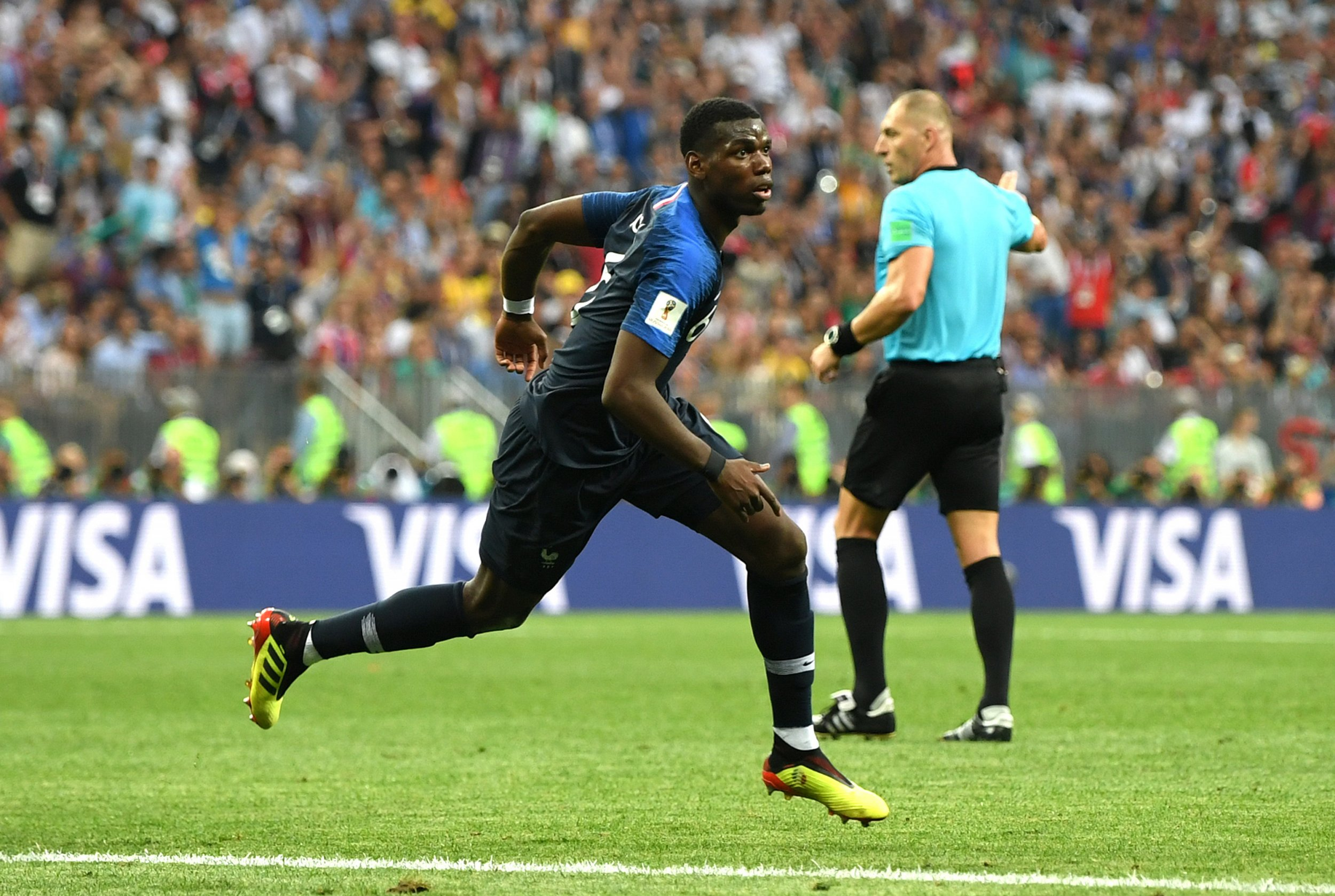 Why Paul Pogba Was The Reason France Won The World Cup