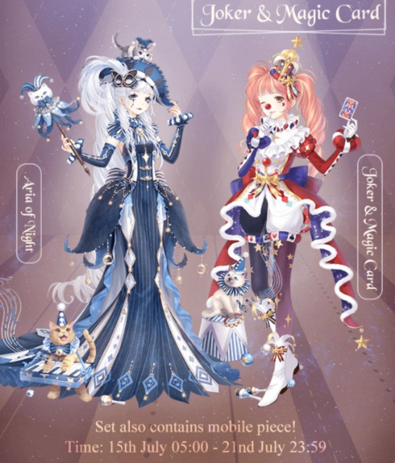 Love Nikki Magic Circus quiz Event Guide Answers Stage Battle Tips