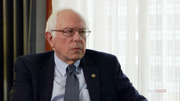 Bernie Sanders Fooled by Sacha Baron Cohen on 'Who is America?' Premiere