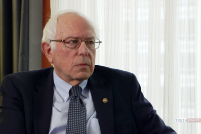 Bernie Sanders Fooled by Sacha Baron Cohen on 'Who is America?' Premiere