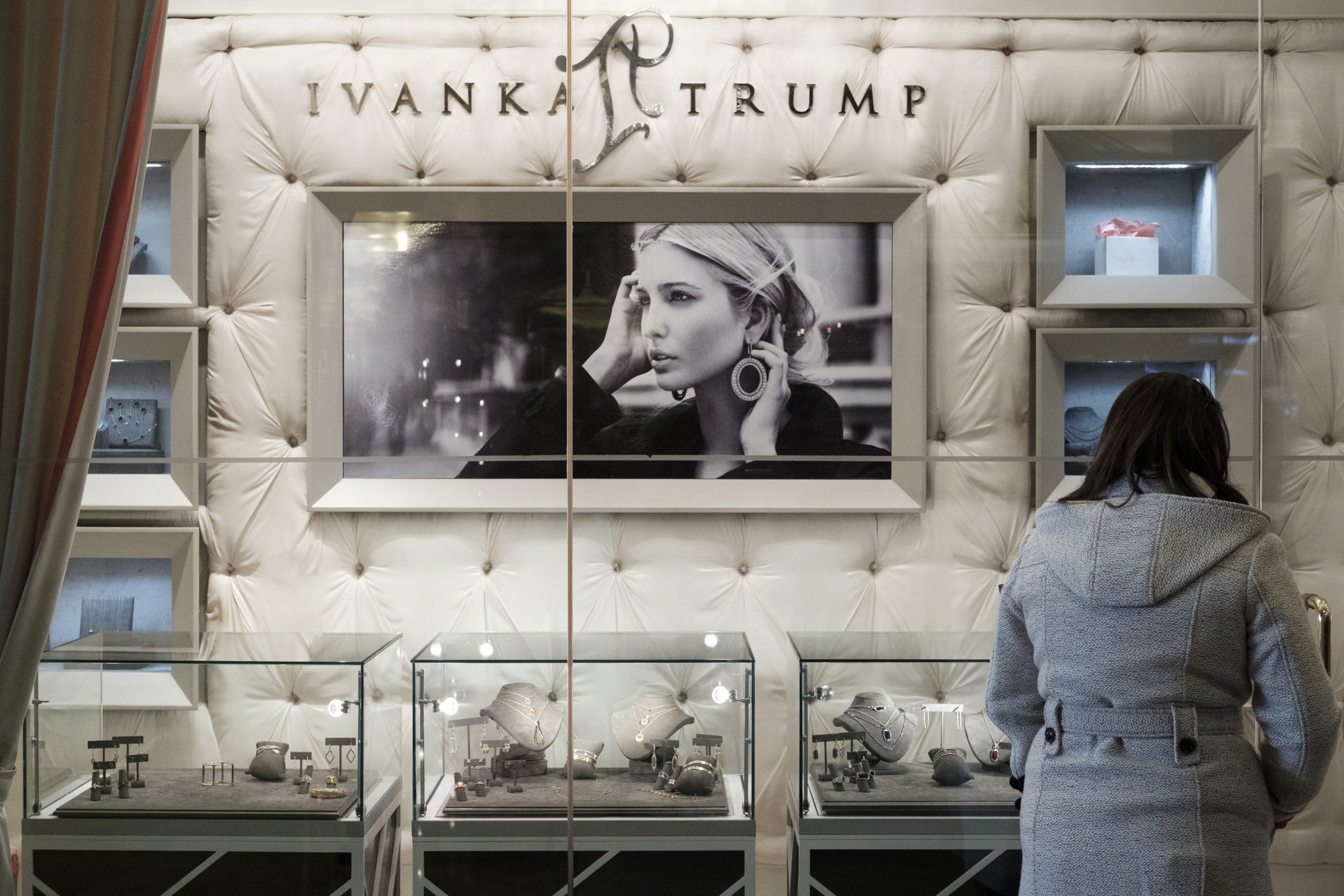 61f50af1d Ivanka Trump Brand: Which Stores No Longer Carry First Daughter's  Merchandise?