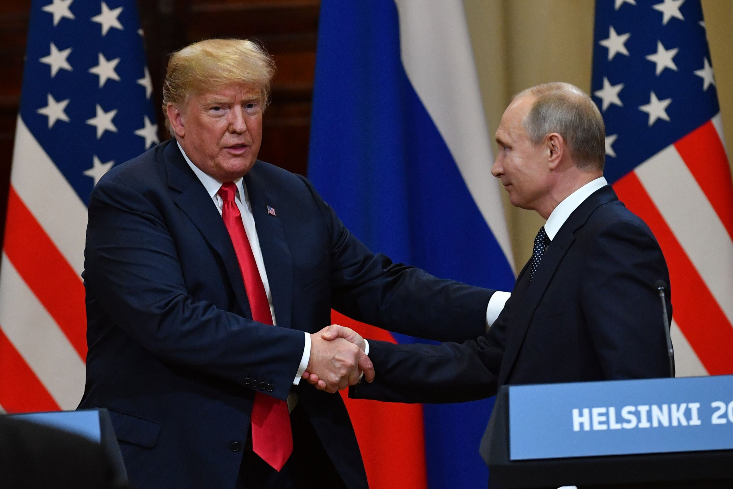 """John Brennan says Donald Trump committed """"treasonous,"""" impeachable offense during Putin press conference"""