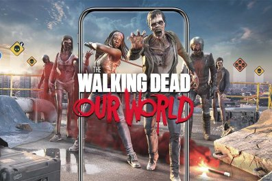 the, walking, dead, our, world, guide, tips, strategy, beginners, weapons, companions, groups, buildings, how, to, flares
