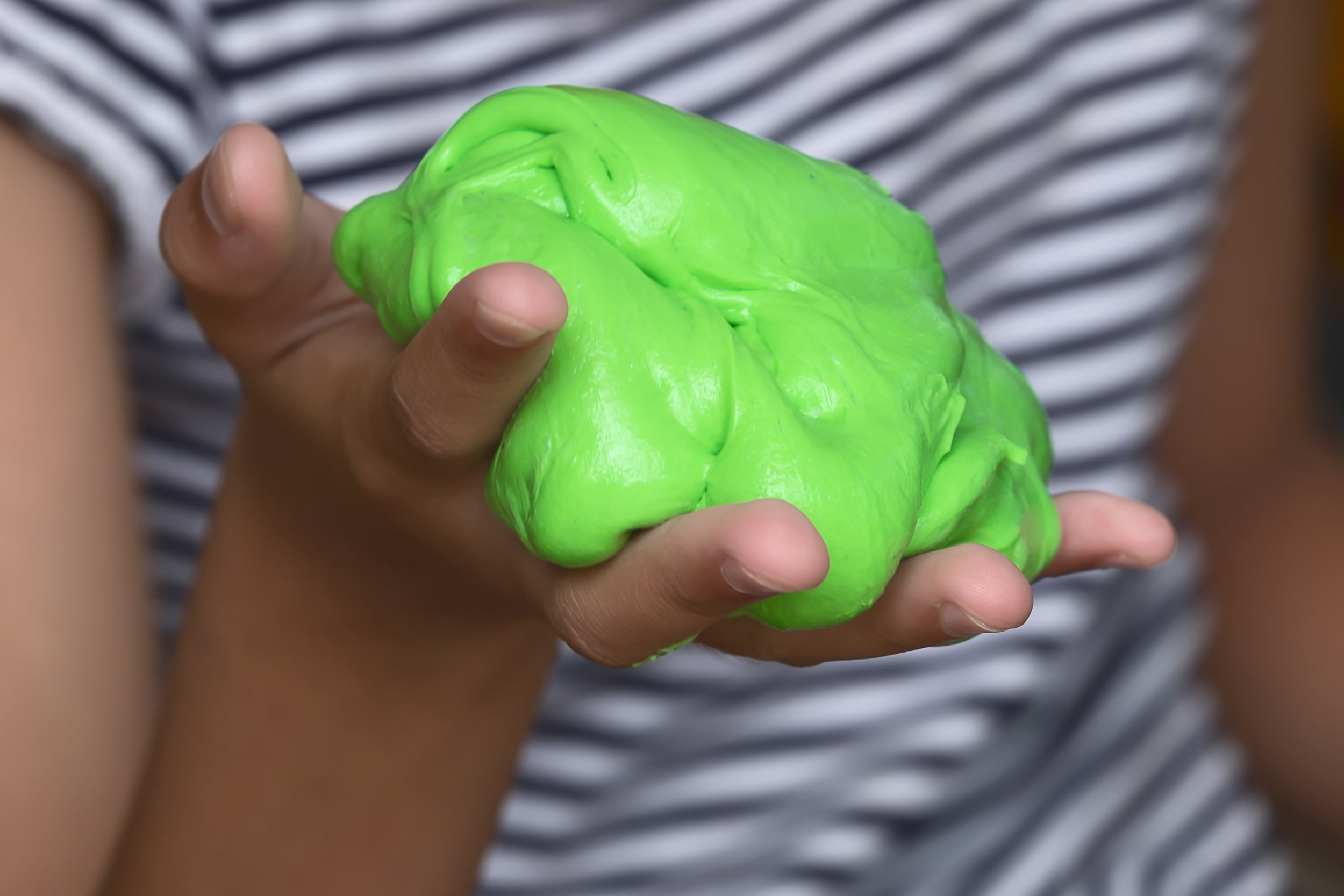 slime-toy-green-stock
