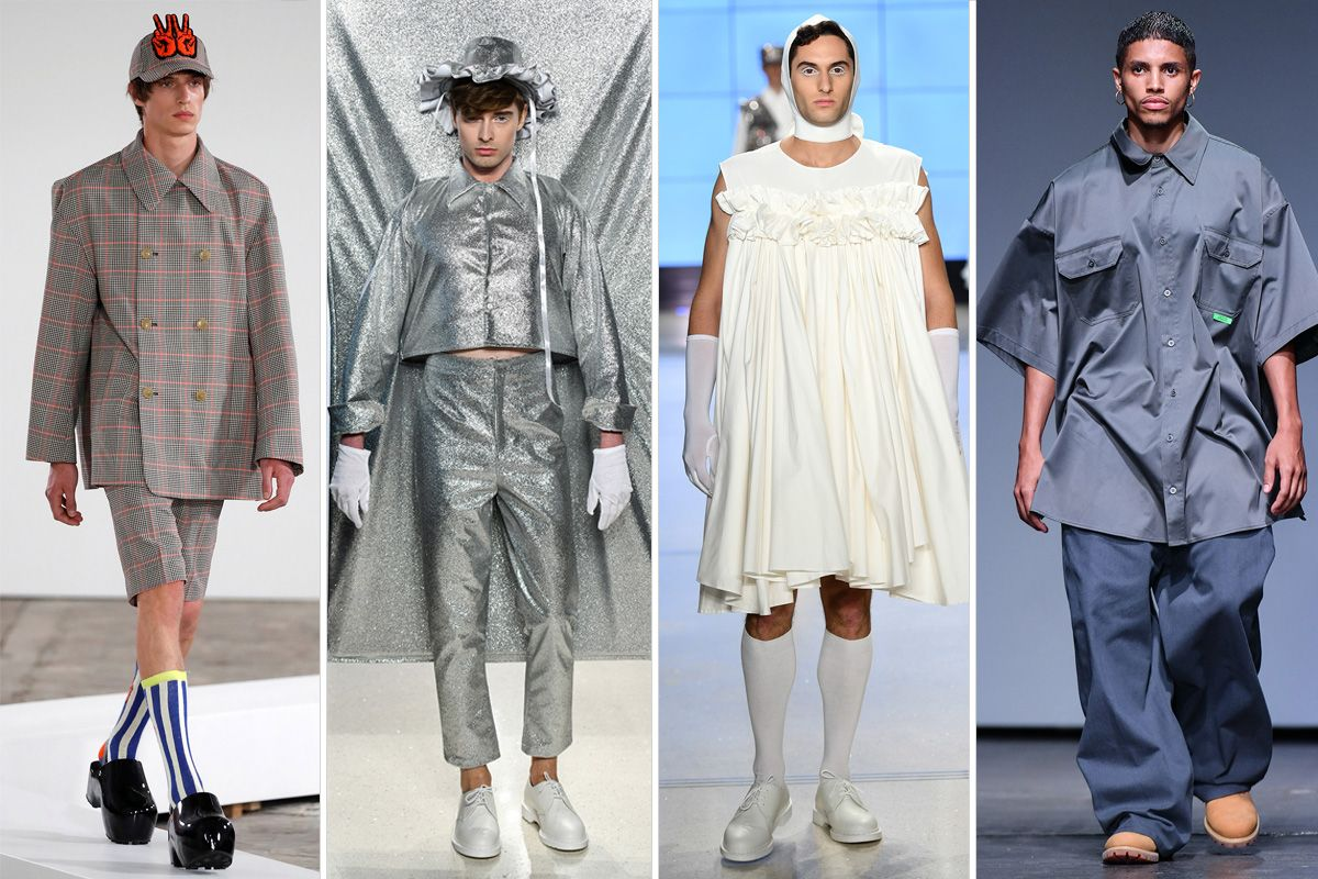 London Fashion Week  Intro