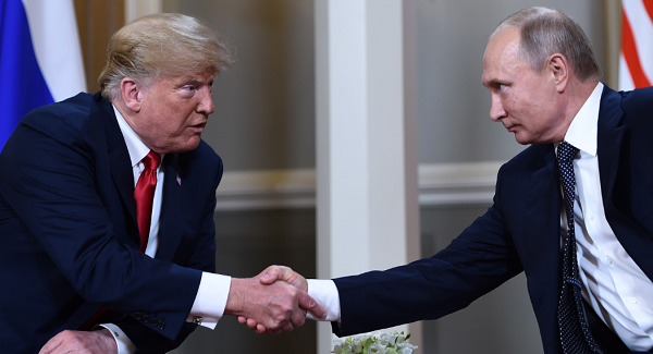 Trump's meeting with Putin get the late-night treatment
