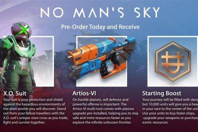 no man's sky xbox