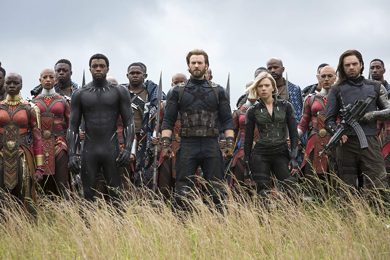 32 Avengers Infinity War