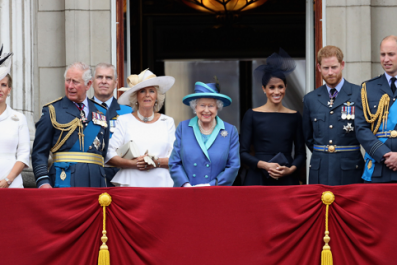 Meghan Markle's Dad 'Enjoying' Royal Family's Silent Treatment
