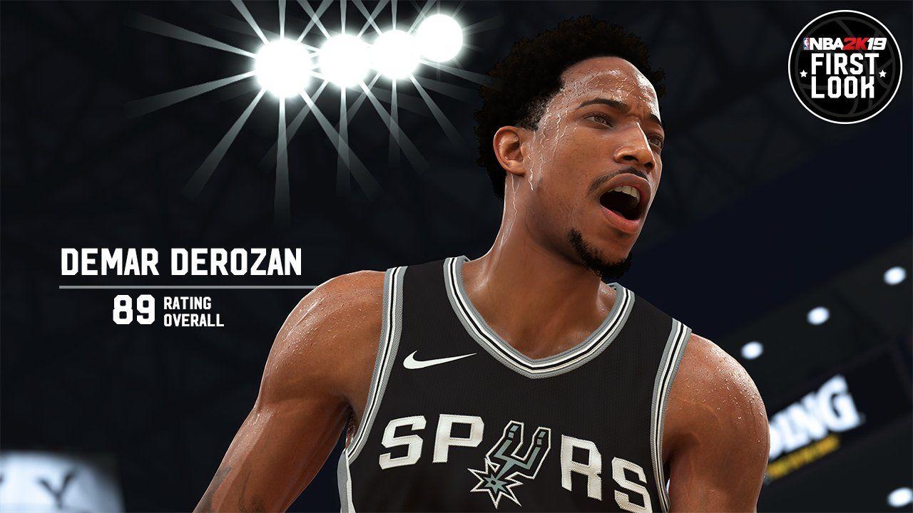 c37e20e6d80 NBA 2K19  Player Ratings List  LeBron James