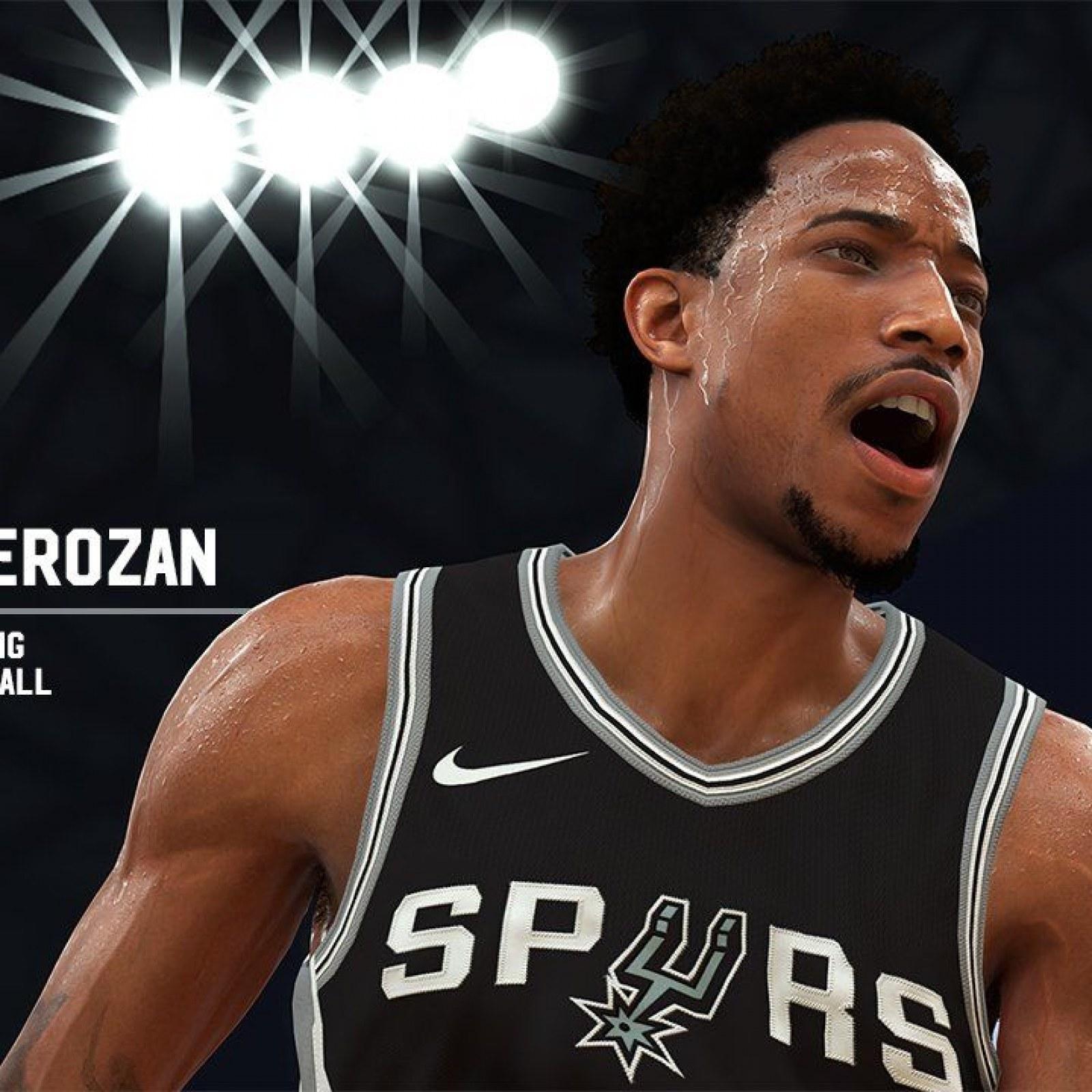 NBA 2K19' Player Ratings List: LeBron James, DeMar DeRozan