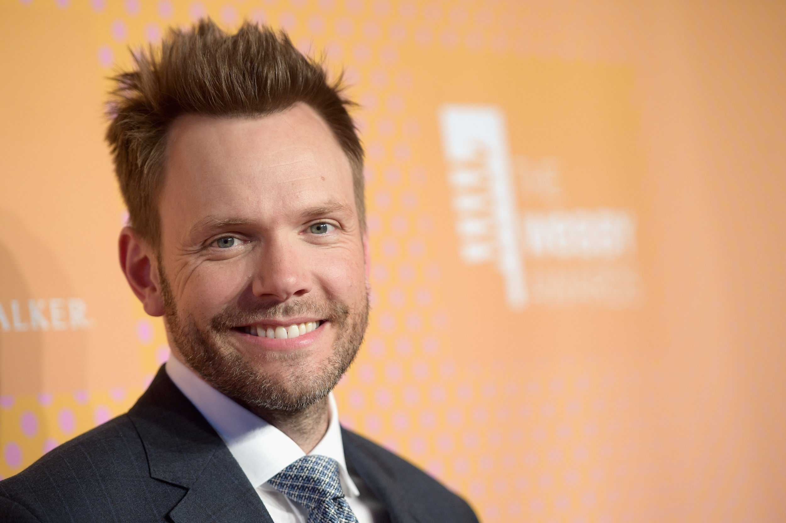 Joel McHale can make fun of the Kardashians and Jenners as much as he wants (if he wants) on new Netflix show