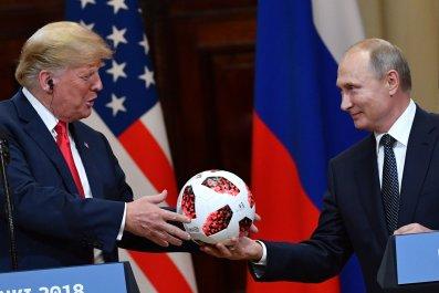 Trump Putin Helsinki summit