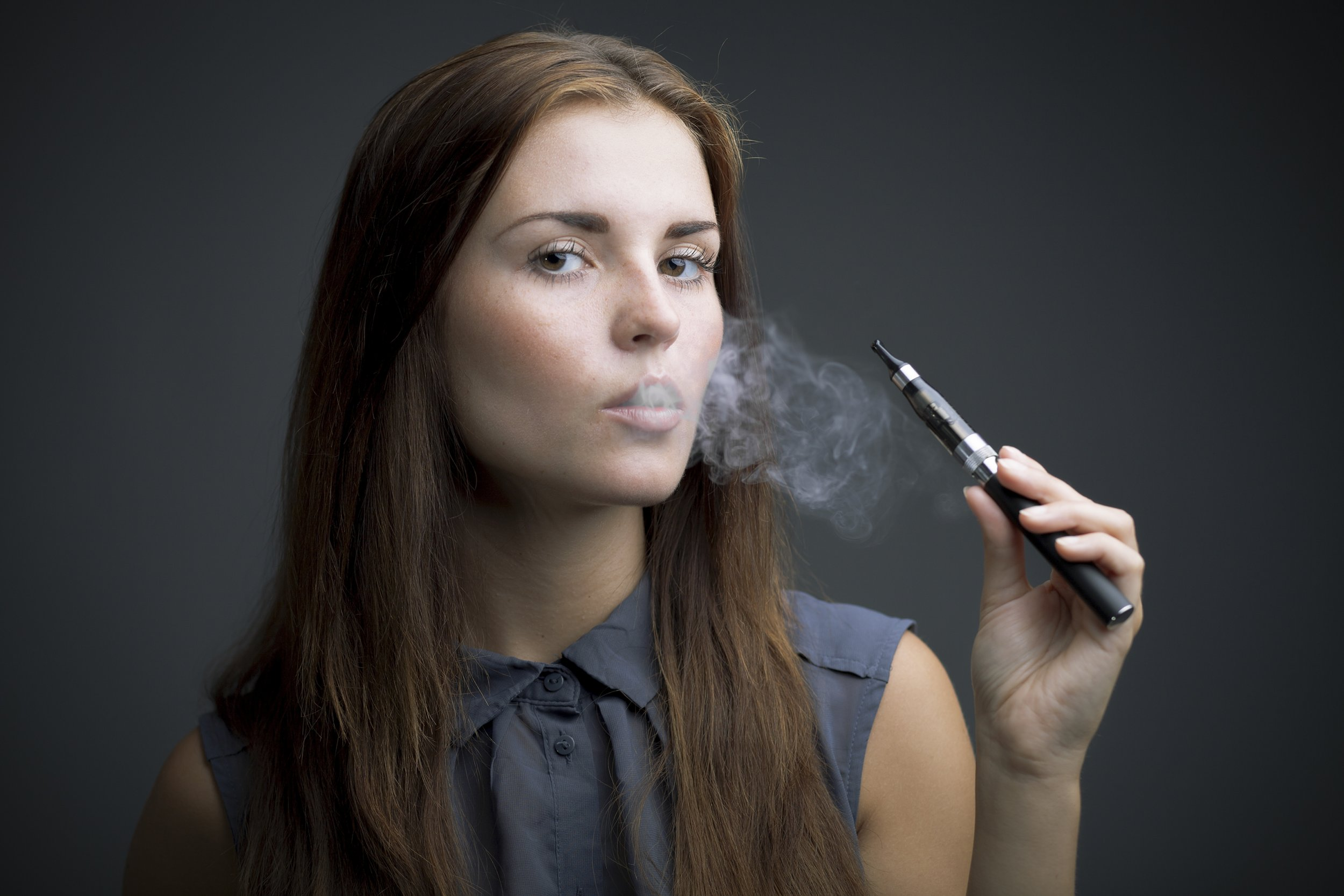 Vaping and Using Nicotine Patches During Pregnancy Could