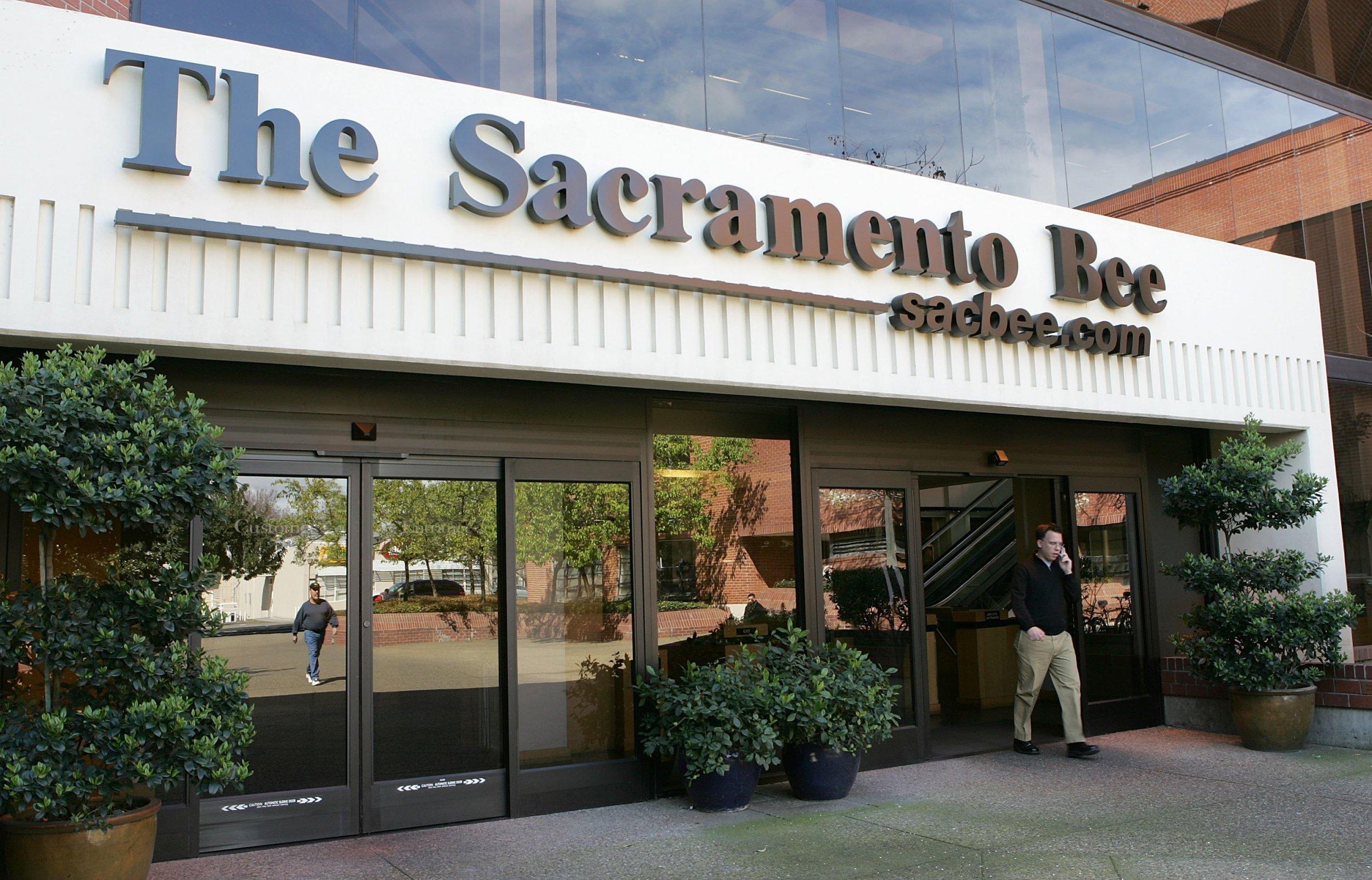 Sacramento Bee: Police Respond To Suspicious Package ...