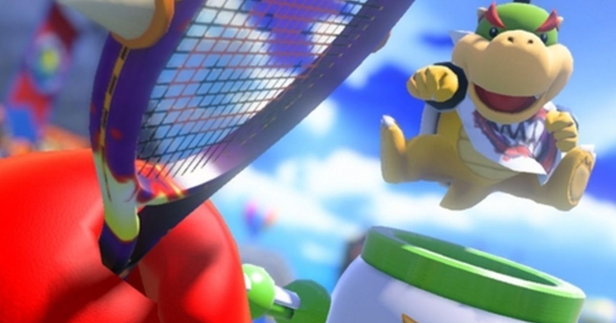 mario tennis aces bowser jr update july 19 patch notes