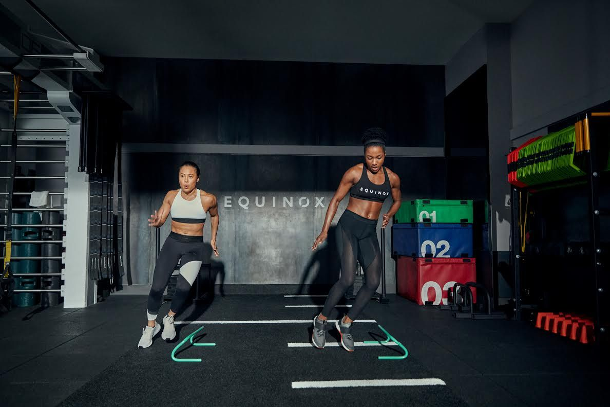 Fitness Instructors at Equinox