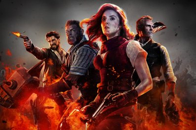 Call of Duty Black Ops 4 Zombies characters SDCC