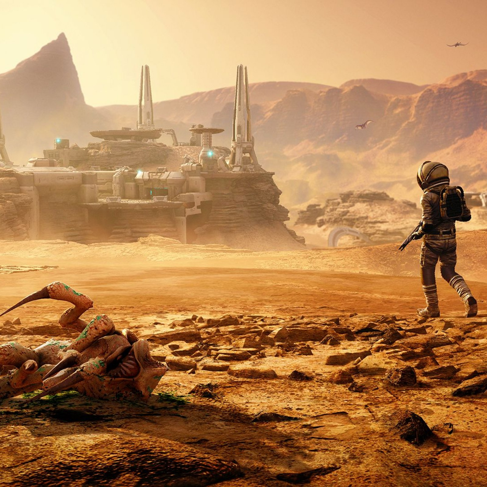 Far Cry 5 Lost On Mars Review The Red Planet Gets The Gold