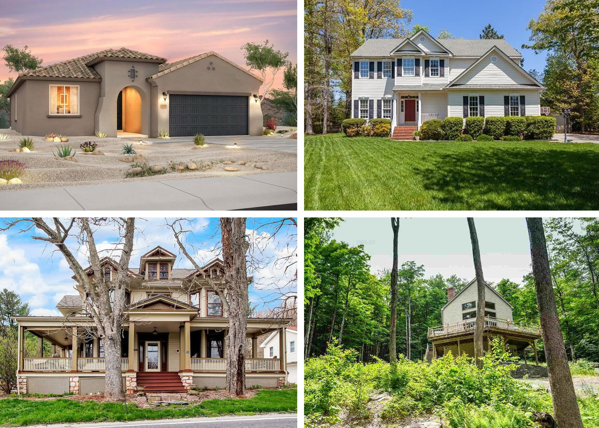 Real Estate: What $300K Gets You In Every State
