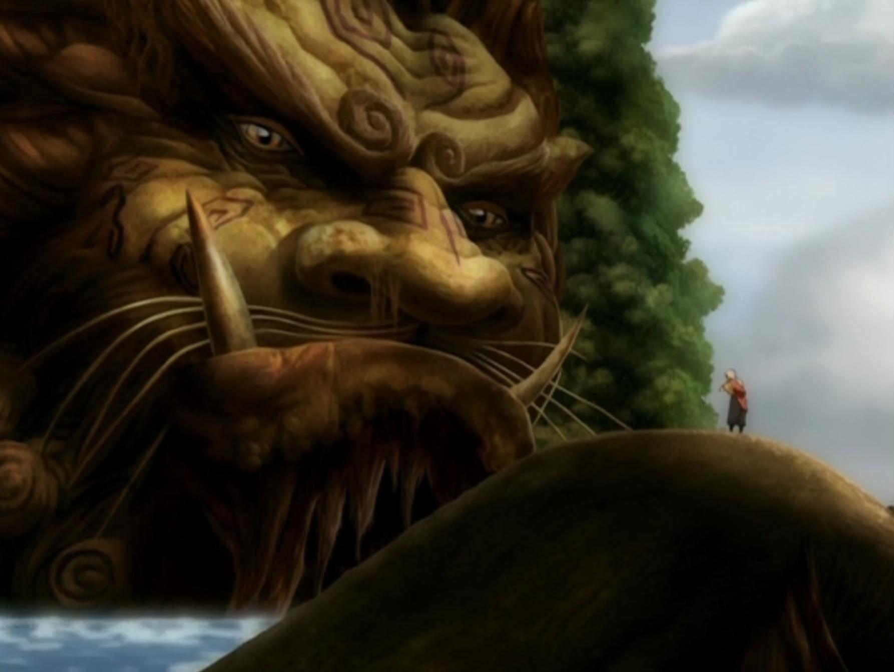 Film Avatar The Last Airbender Book 2 Earth