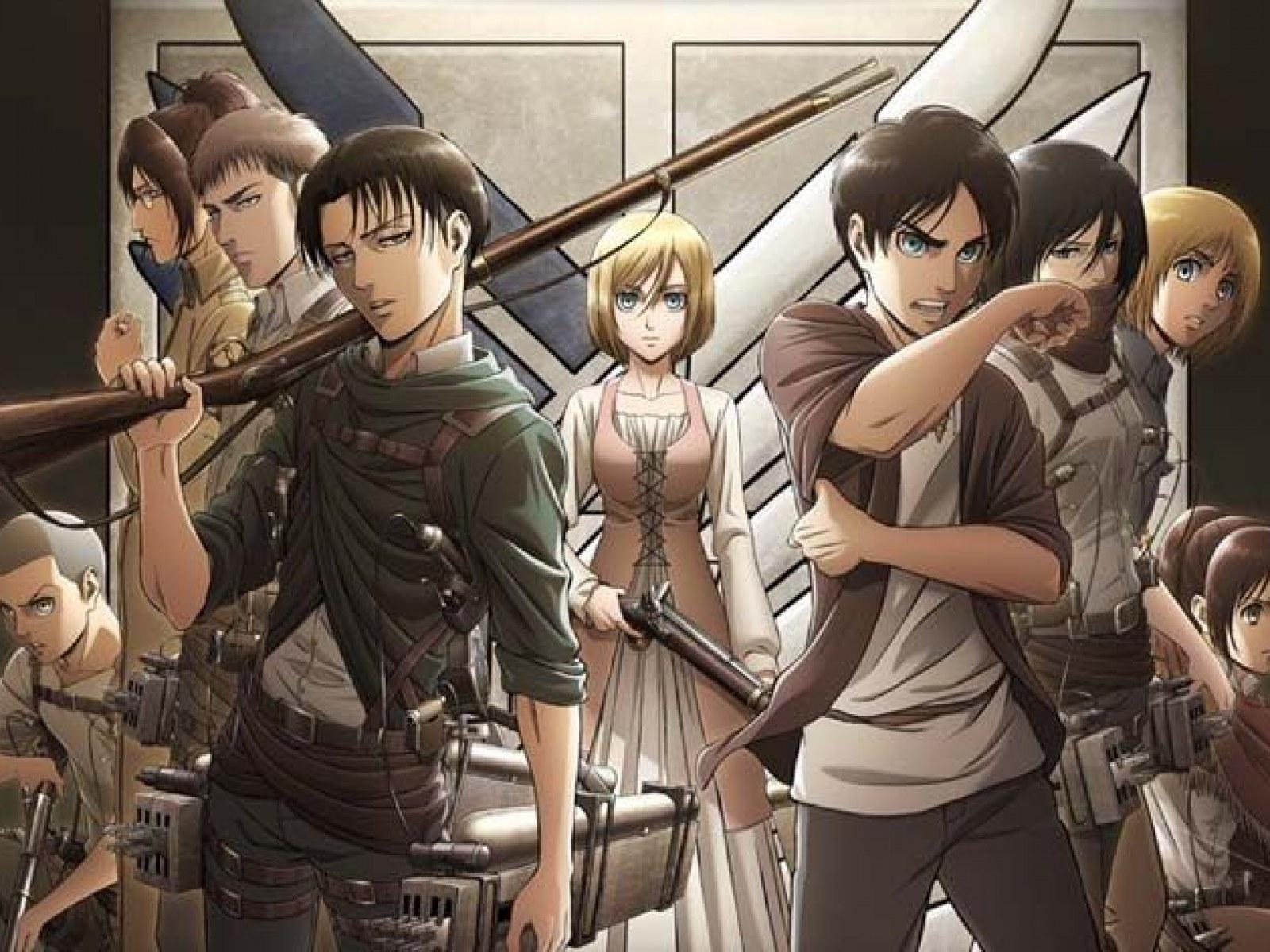 Attack On Titan Season 4 Is Series Last Will Release In Fall 2020