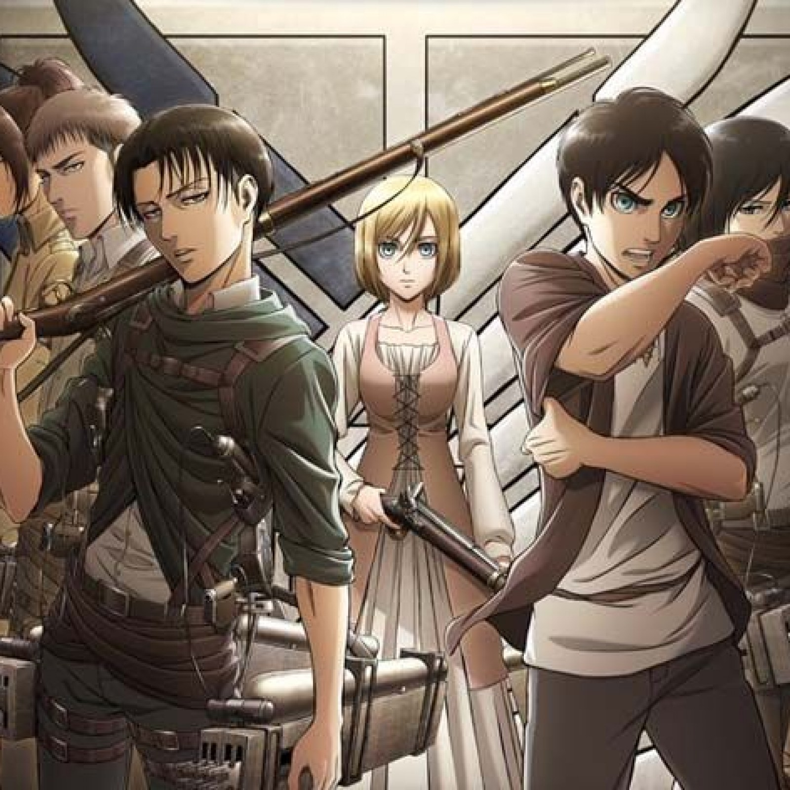 Attack On Titan Season 4 Is Series Last Will Release In Fall 2020