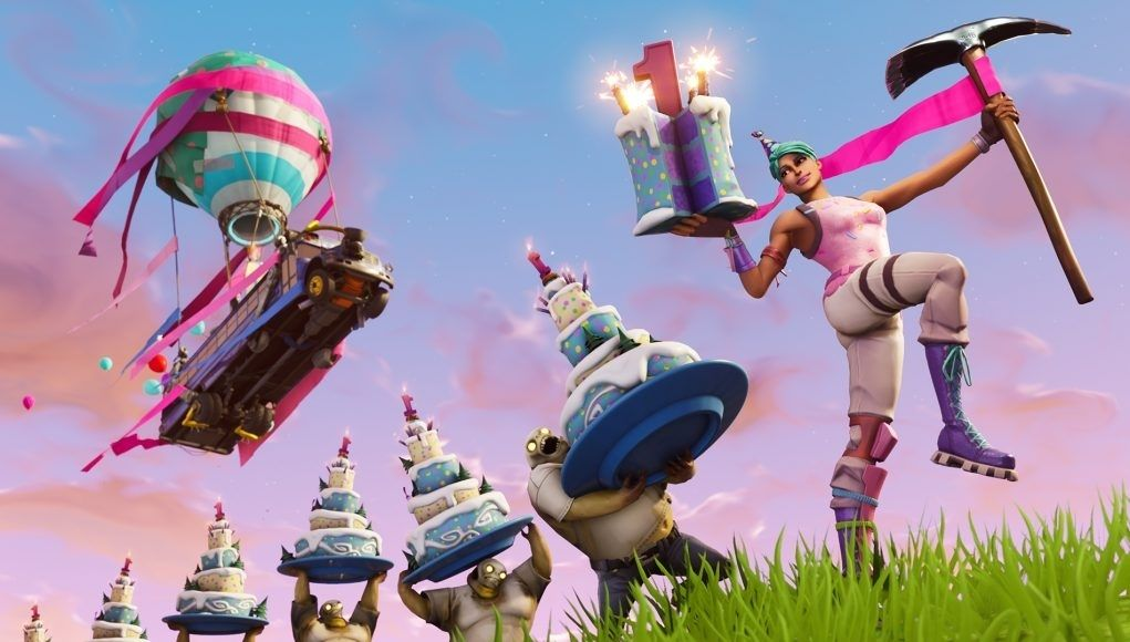 Fortnite Birthday Event Begins July 24 With Special Back
