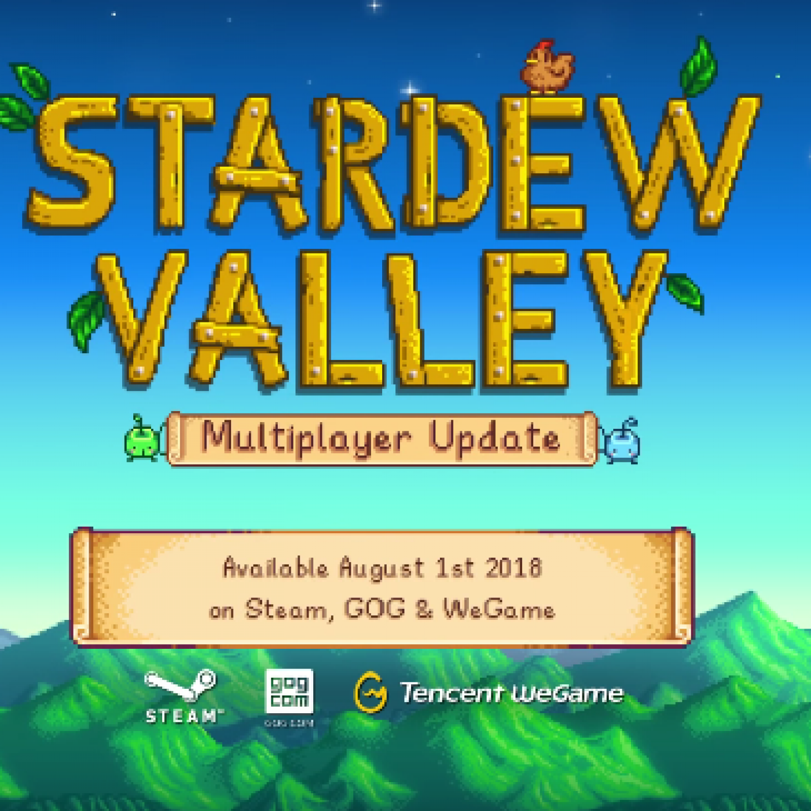 Stardew Valley' Multiplayer Release Date: PC Coming Next