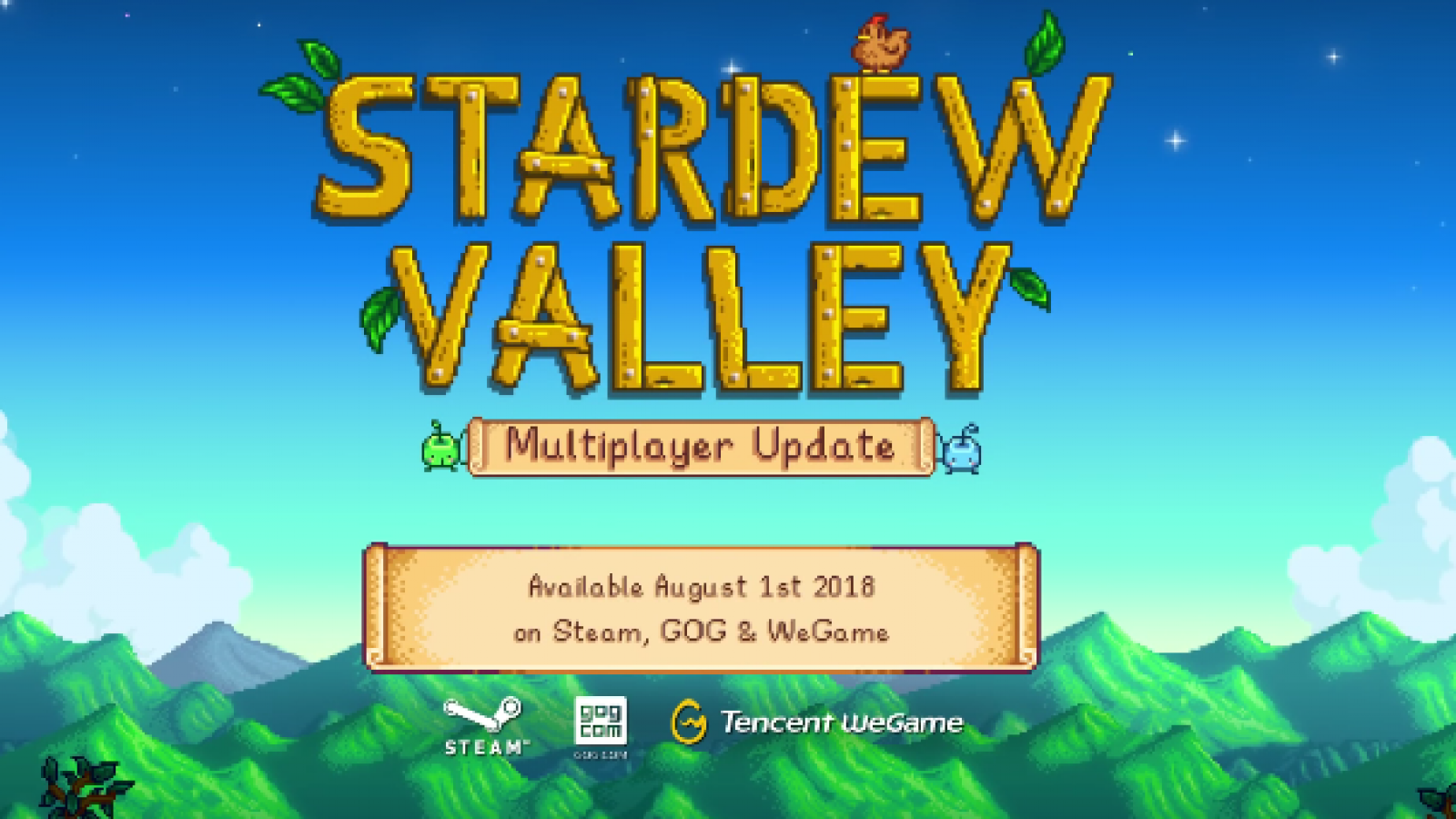 Stardew Valley' Multiplayer Release Date: PC Coming Next Month, Soon