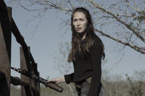 Fear the Walking Dead Alicia 4x9