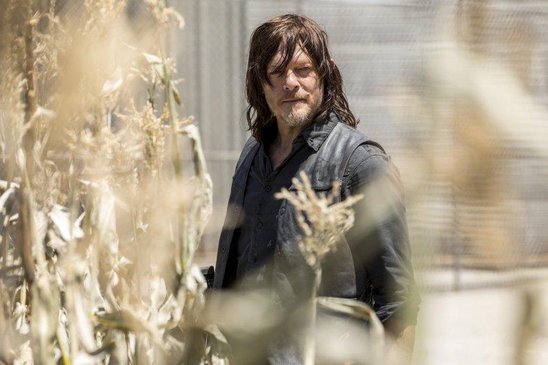 Walking Dead Season 9 Daryl