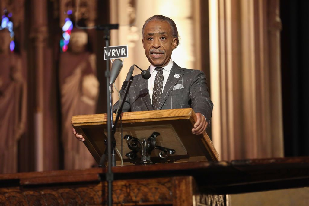 newsweek.com - Tom Porter - Michael Cohen told the Reverend Al Sharpton he'd do 'what's right for the country'