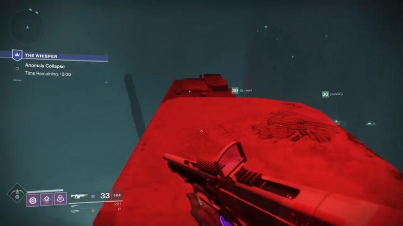 Destiny 2 chasm