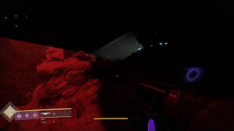 Destiny 2 red doorway