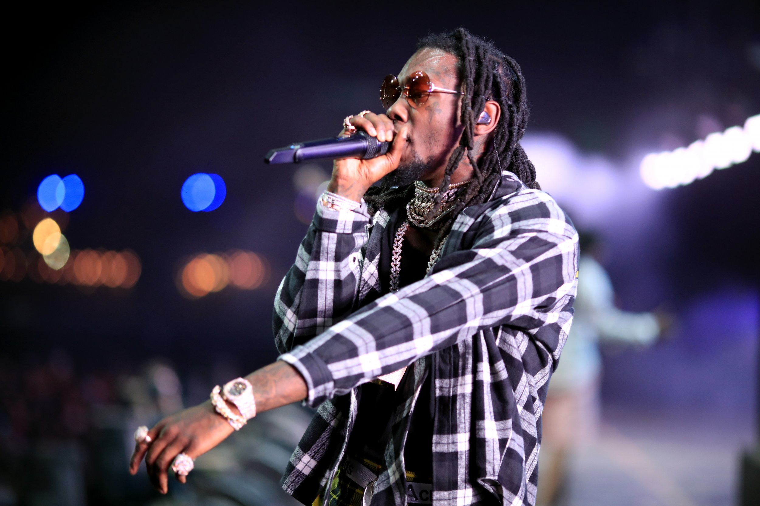Migos Rapper Offset Arrested on Gun Charges