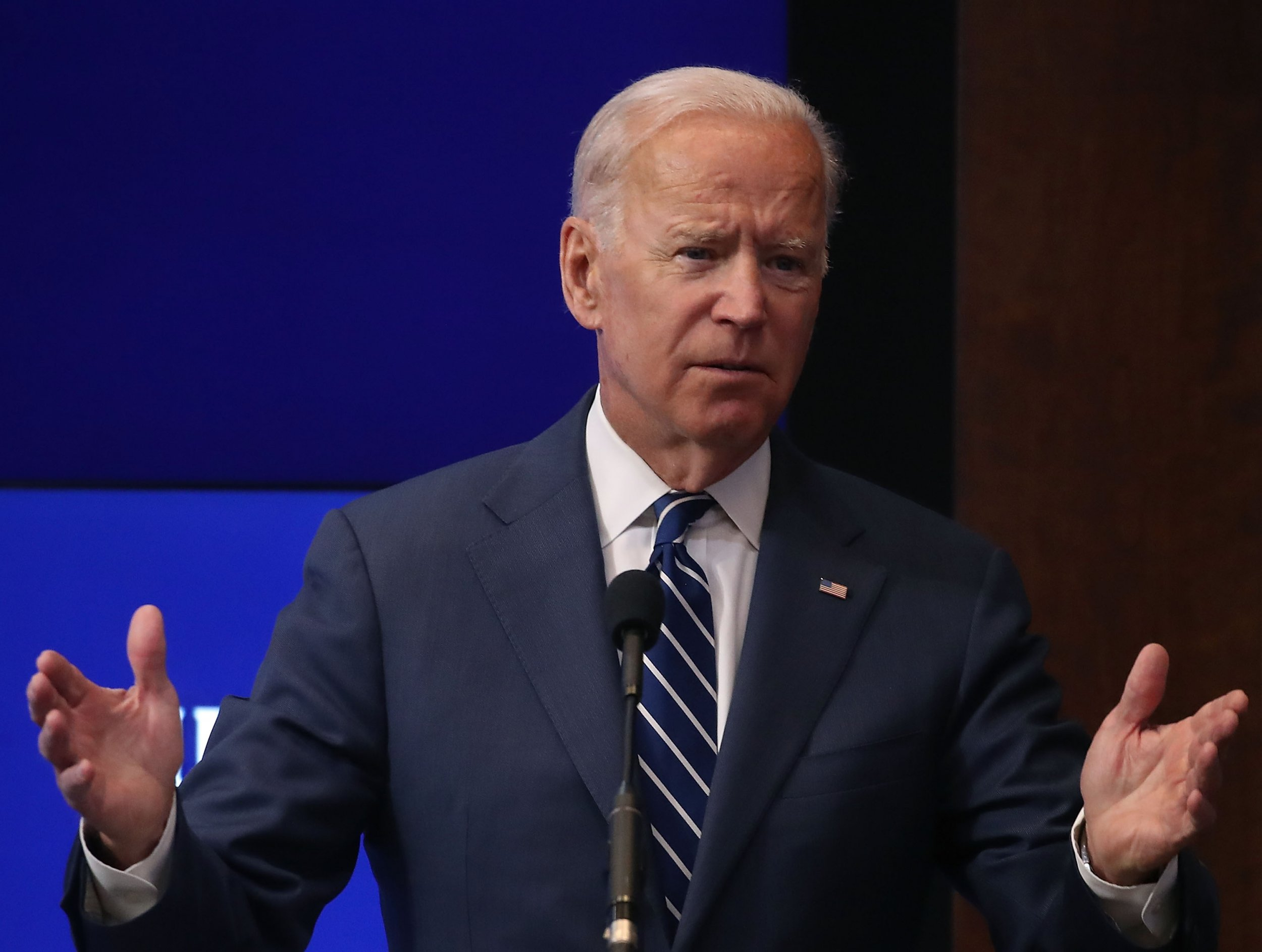 newsweek.com - Jessica Kwong - Joe Biden says Trump's policy of separating families is 'one of the darkest moments in our history'